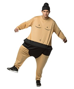 Sumo Hoopster Costume
