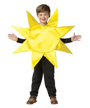 Yellow Sun Costume