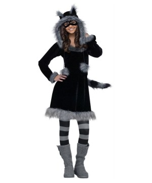 Sweet Raccoon Costume