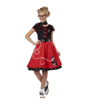 50s Sweetheart Costume