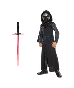 The Ce Awakens Kylo Ren Costume Set