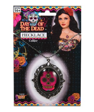 The Dead Cameo Necklace