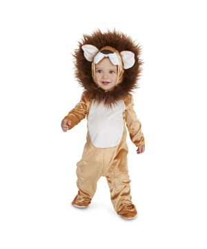 The Jungle Baby Lion Costume