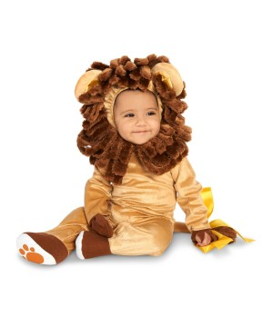 The Jungle Lion Cub Costume