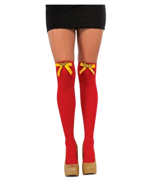 Thigh High Costume Stockings