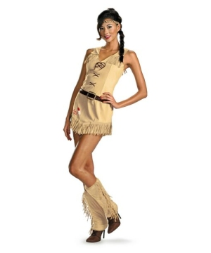 Tonto Indian Costume