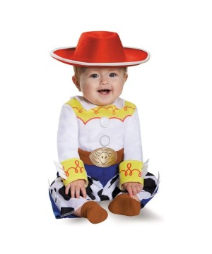 Toy Story Baby Cowgirl Costume