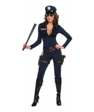Traffic Stopping Cop Costume