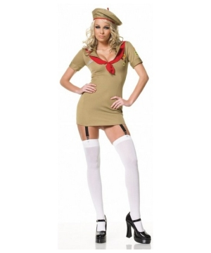 Trooper Women Costume