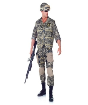 U.s. Army Soldier Costume