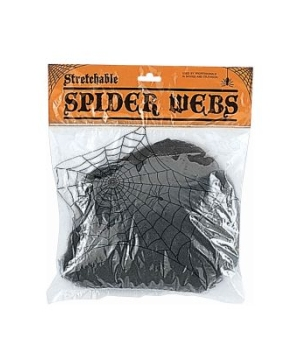 Black Web Decoration