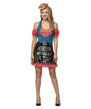 Whiskey Dress Costume