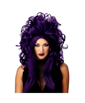 Wig Sorceress Black