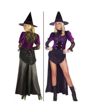 Witch Burlesque Costume