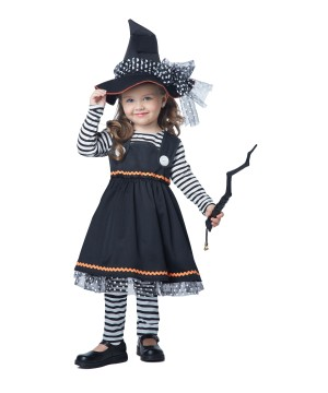 Witch Craft Spellbinding Costume