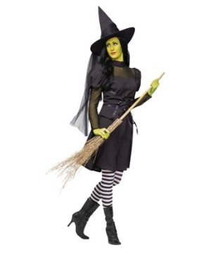 Witch of the West Costume