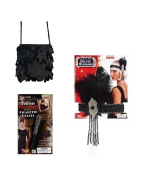 Woman Costume Set