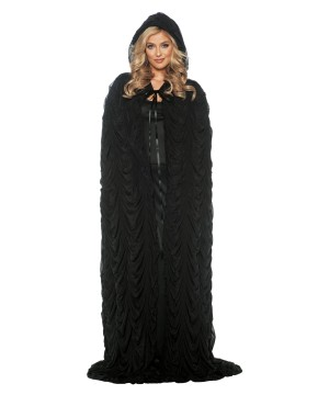 Black Womens Cape