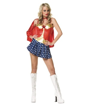 Wonder Babe Costume