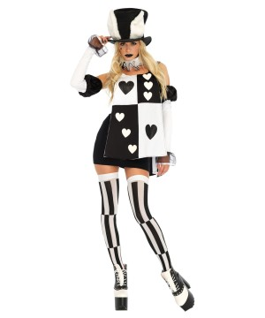 Wonderl White Rabbit Costume