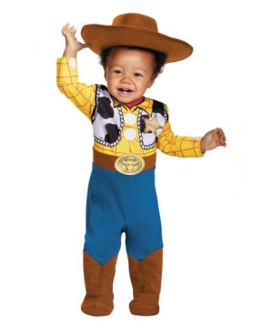 Woody Toy Story Baby Costume